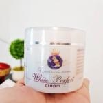 โสมควีนไวท์ Queen White Perfect Cream