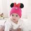 หมวก สีโรส หูมินนี่เมาส์ ไซส์ 3-10 เดือน thumbnail 4