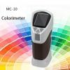 Colorimeter (เครื่องวัดสี) MG รุ่น MC-10 ราคากันเอง มีแผ่นสอบเทียบ หน่วยการวัด L*a*b*, L*c*h*, △E*ab, XYZ, Yxy, RGB,
