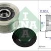 มู่เล่ย์ไดชาร์จ CAPTIVA 2.0L VCDi / Alternator Freewheel Clutch, 96868420