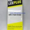 หน้าจอ+ทัชสกรีน iPhone 5S สีขาว ประกัน 1 ปี LEEPLUS