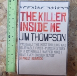 The Killer Inside Me (By Jim Thompson)