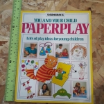 (Usborne) You and Your Child Paperplay