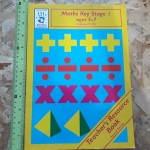Maths Key Stage I Ages 5-7 Scotland P1-P3 (Teacher's Resource Book Second Edition)
