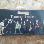 Terrible Timeline (Horrible Histories)