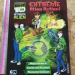 Ben 10 Ultimate Alien: Extreme Alien Action!