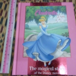 Walt Disney's CINDERELLA (The Magical Story of the Disney Movie)