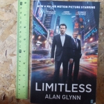 LIMITLESS (By Alan Glynn)