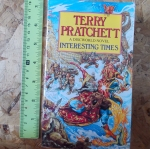 Interesting Times (A Discworld Novel)