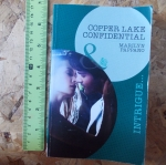 Copperlake Confidential (Intrigue By Mariyn Pappano)