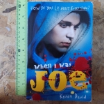 When I Was JOE (By Karen David)
