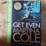 GET EVEN (By Martina Cole)