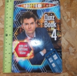 Doctor Who Quiz Book 4