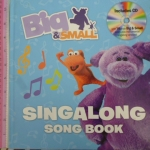 Big & Small Singalong Song Book (Includes CD)