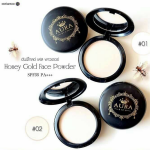AURA RICH SPF 35 PA++ Honey Gold Face Powder