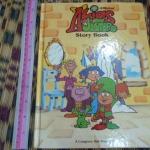 Alias The Jester Story Book