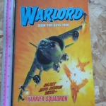 WARLORD: Book For Boys 1988