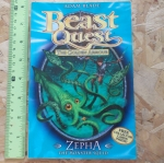 Beast Quest 7: Zepha the Monster Squid