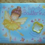 The Butterfly Ballerina (ปกนวม)