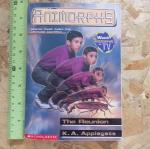 Animorphs 30: The Reunion