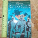 Disney's ATLANTIS: The Lost Empire (The Novelization)