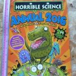 Horrible Science Annual 2016