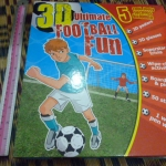 3D Ultimate Football Fun