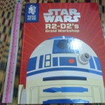 Star Wars R2-D2's Droid Workshop (Make Your Own R2-D2)