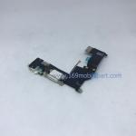 แพร USB + Mic ล่าง iPhone SE สีขาว