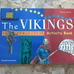 The Vikings Activity Book