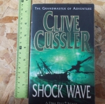 Shock Wave By Clive Cussler)