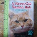 A Street Cat Named Bob (By James Bowen)