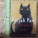Varjak Paw (By SF Said)