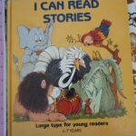 I Can Read Stories/ Large Type For Young Readers 4-7 Years