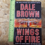 Wings of Fire (By Dale Brown)