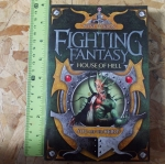 Fighting Fantasy 9: House of Hell (By Steve Jackson)