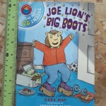 Joe Lion's Big Boots (Read-Along CD Inside)/ With CD