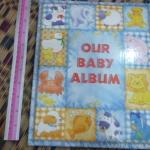 Our Baby Album ปกนวม