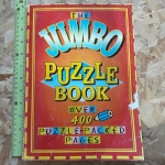 The Jumbo Puzzle Book (Over 400 Puzzle-Packed Pages)