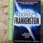 FRANKENSTEIN (By Dean Koontz)