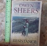 RESISTANCE (By Owen Sheers)
