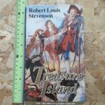Treasure Island (hardback/ The Children's Golden Library)