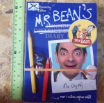 Mr.Bean's Highbury District Council Diary
