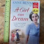 A Girl Can Dream (By Anne Bennett)