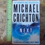 NEXT (By Michael Crichton)
