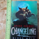 Changeling: Blood Wolf (By Steve Feasey)