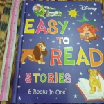 (Disney) Easy-to-Read Stories/ 6 Books in One