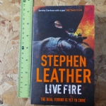 Live Fire (By Stephen Leather)