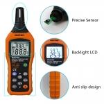 เครื่องวัดอุณหภูมิและความชื้น (Temperature and Humidity Meter)