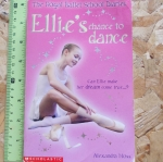 The Royal Ballet school Diaries 1: Ellie's Chance to Dance